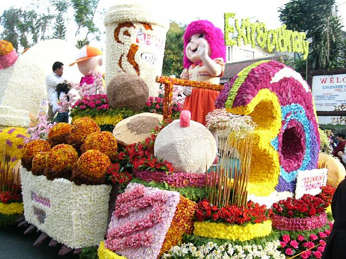 Flower Festival Float 5