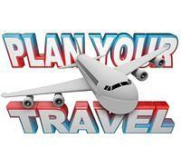Airplane Travel words -10412157 web
