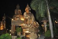 big statue of buddha